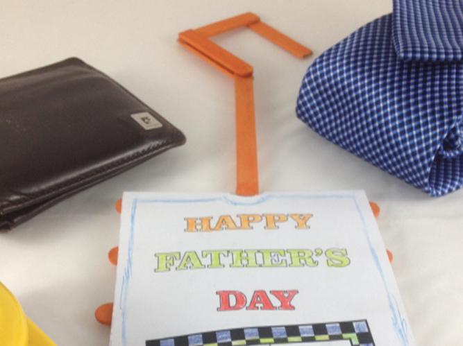 Father's Day Lollipop Tie Rack