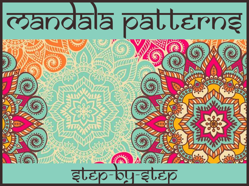 Mandala Pattern Drawing Activity