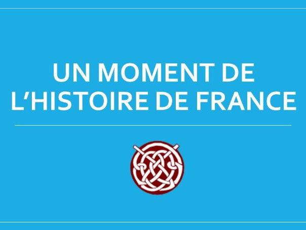 Un Moment de l'Histoire de France