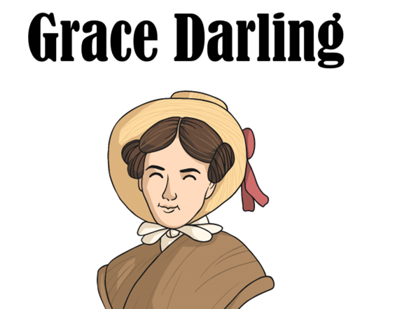 Grace Darling Year 2 English History Home Schooling