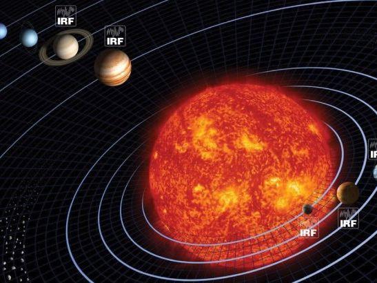 Space Physics GCSE
