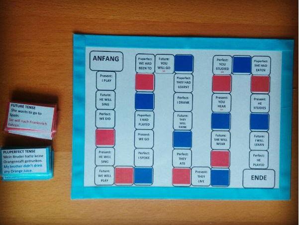 German Grammar Game