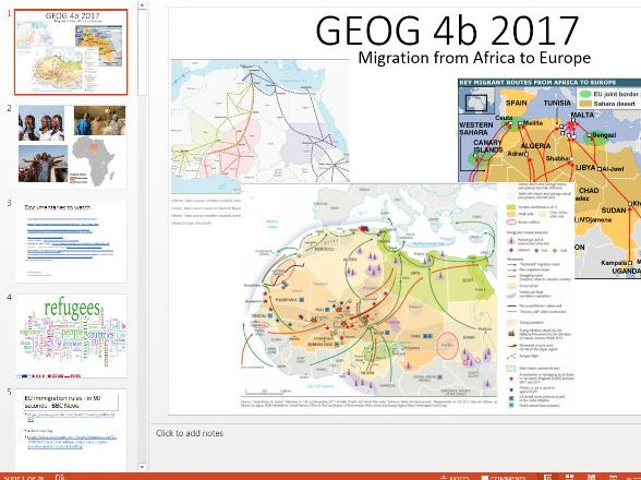 GEOG 4b AQA Geographical Issue Evaluation ppt