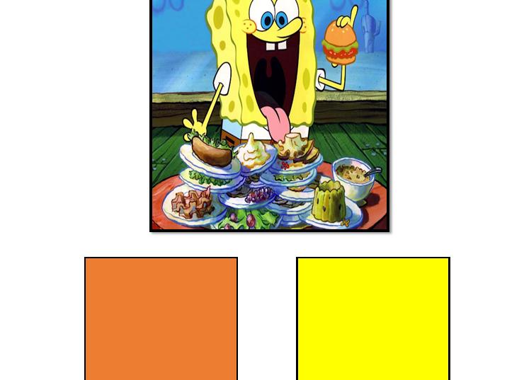 Colourful (Colorful) Semantics SpongeBob Squarepants (Subject, Verbs, Objects)