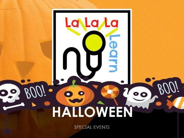 Halloween song | Special Events | La La La Learn