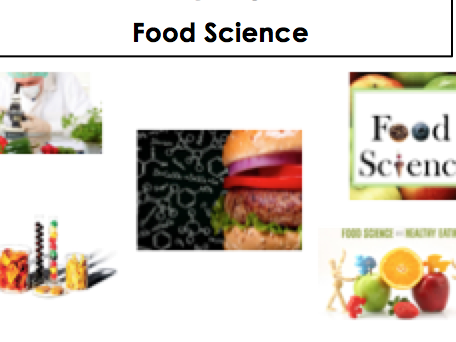 Food Science complete booklet.