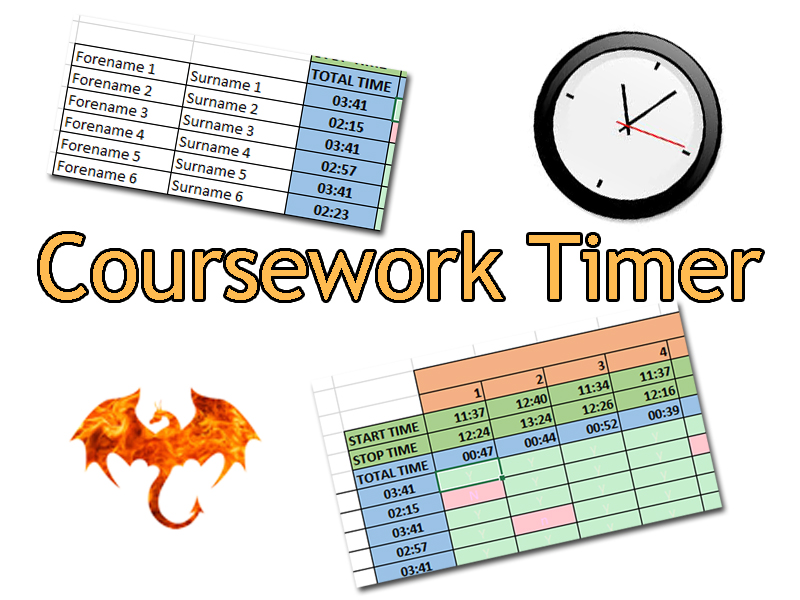 Coursework Timer