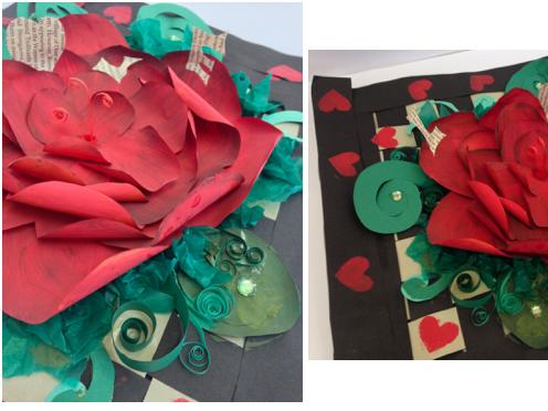 Paper Sculpture Project
