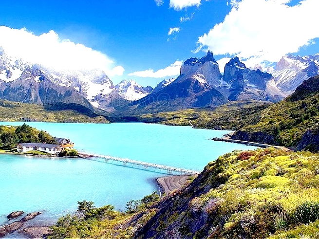 Viajando por la Patagonia (Travelling through Patagonia - Audio mp3)