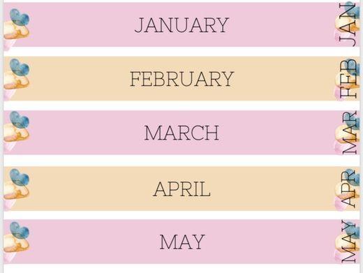 Diary Organisation