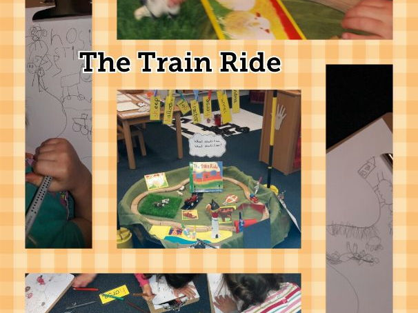 The train ride tuff spot talk for writing