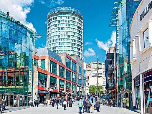 Sustainable Urban Living in Birmingham