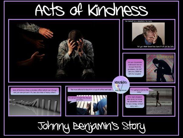 Kindness - Jonny Benjamin's Story