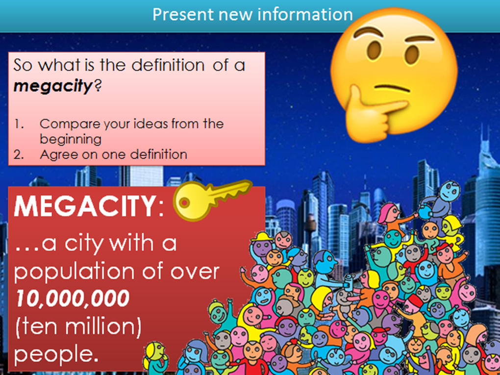 MEGACITIES New Urban Unit GCSE AQA Geog