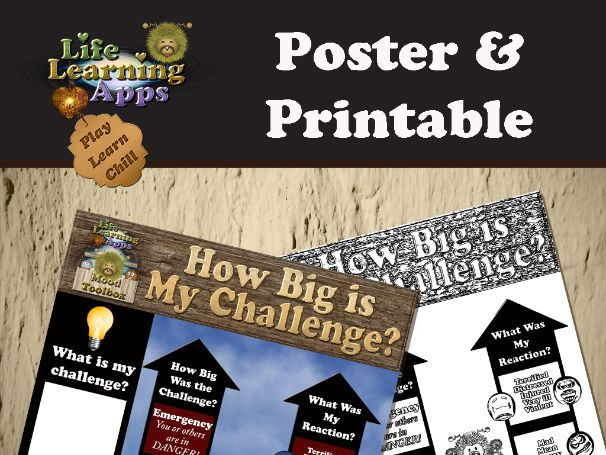 Poster: How Big is Your Challenge?
