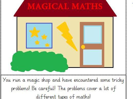 Year 2 Magic Maths Mastery