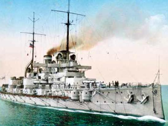 AQA GCSE German Navy Laws