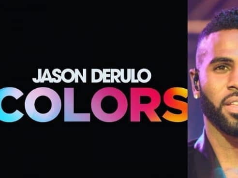 Song / Listening comprehension Jason Drulo 'Colors' Fifa World Cup song 2018