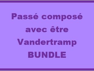 Passé Composé with être French Bundle