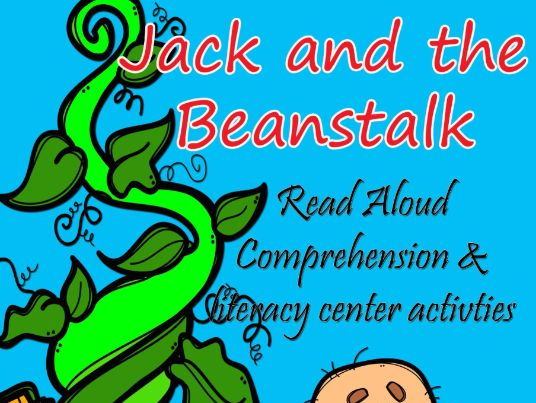Fariy Tale-Jack and the Beanstalk