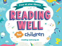Reading Well for Children : Information for Schools and resources
