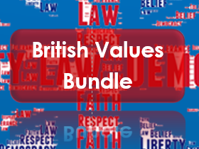 Citizenship/PSHE: British Values: Bundle