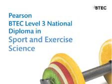 L3 BTEC Sport and Exercise Science LA B1 B2 Fatigue