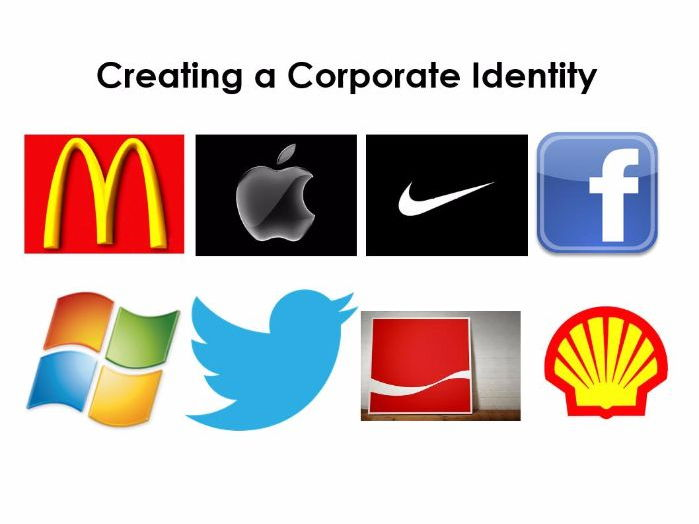 Starter For Ten Enterprise Project. Lesson Five - Creating a Corporate Identity