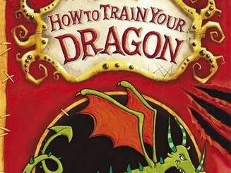 How to Train you Dragon comprehension (1st book)