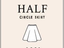 How to: Sewing Half-Circle Skirts