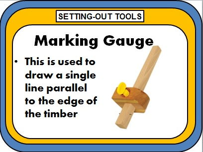Tools for display board or help with practical lessons