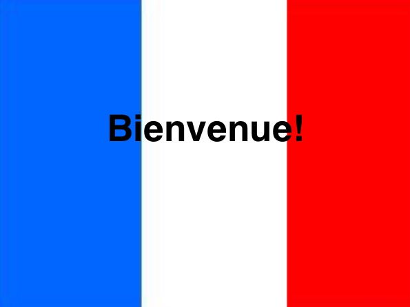 French Revision: Personal Info, colours, numbers, days, months of the year and en classe
