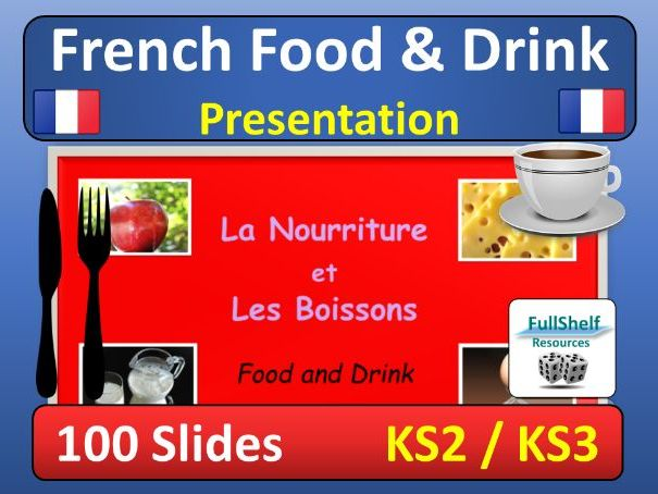 French Food (La Nourriture)