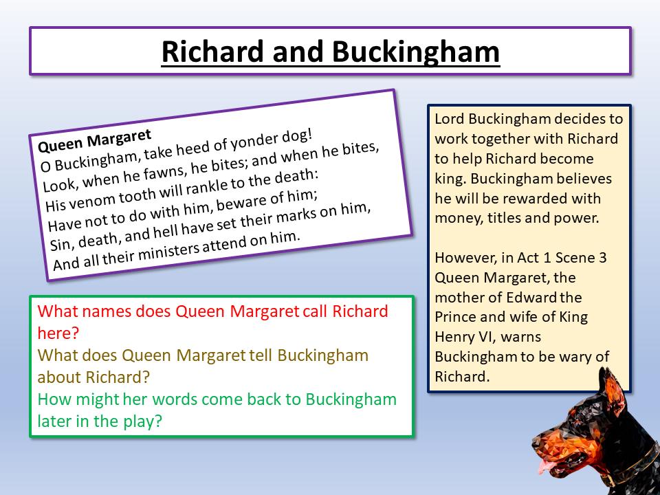 Richard III Machiavelli