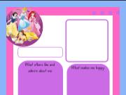 Princess One Page Profile (SEN)