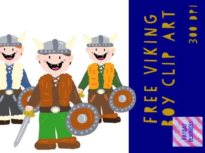 Cute Viking Clip Art Free