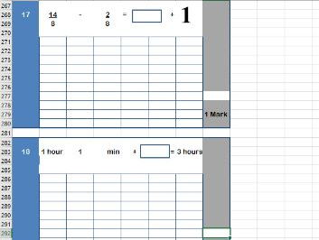 Year 4 Summer Arithmetic Papers - regenerating