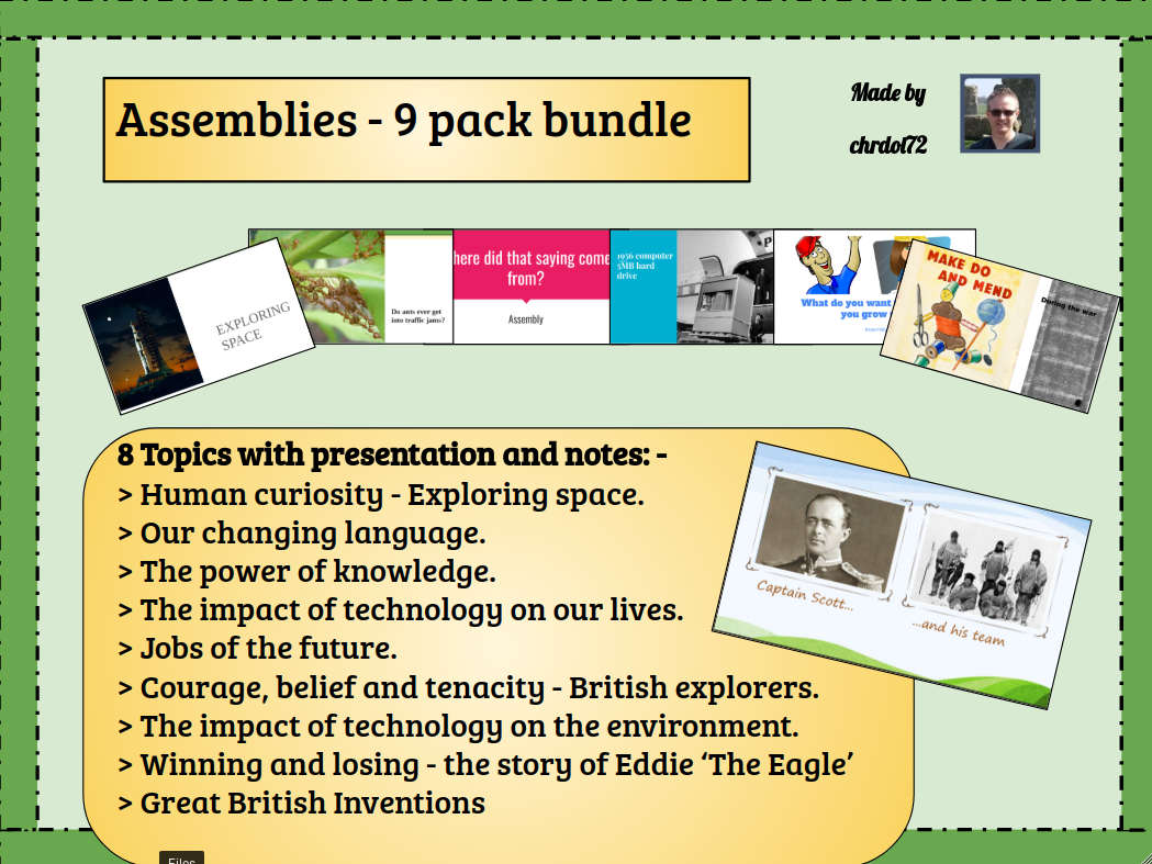 Assembly bundle (9 pack)