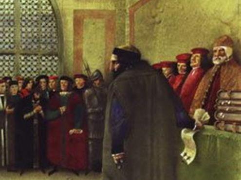 The Merchant of Venice: (13) Act 3 Scene 3