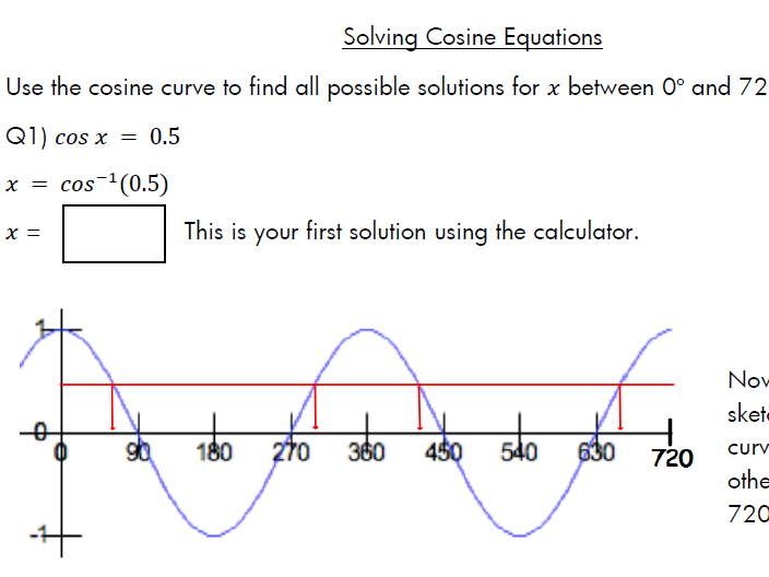 Statistics s1 standard deviation and variance lots of solving cosine equations ccuart Images