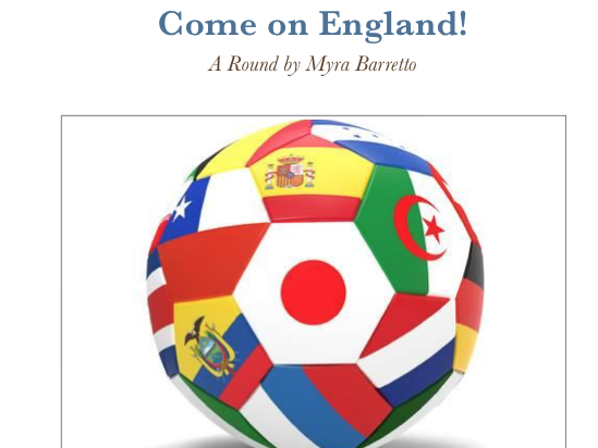 World Cup 2018 Assembly Song for KS1-3