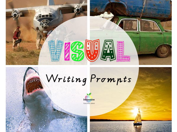 Full Year Visual Writing Prompts Bundle