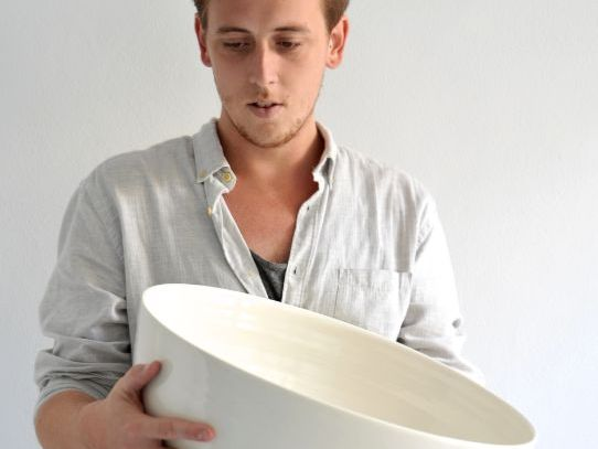 Craft Journeys: Matthew Warner, Studio Potter
