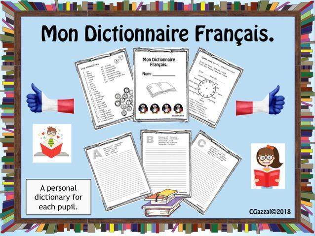 French Dictionary – Mon Dictionnaire Français.