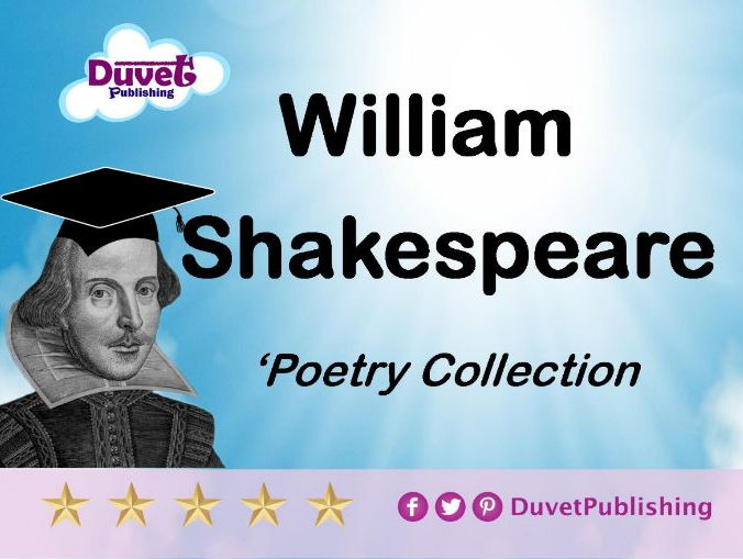 Shakespeare Poetry as Text Documents