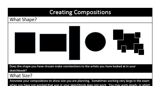 Creating Compositions