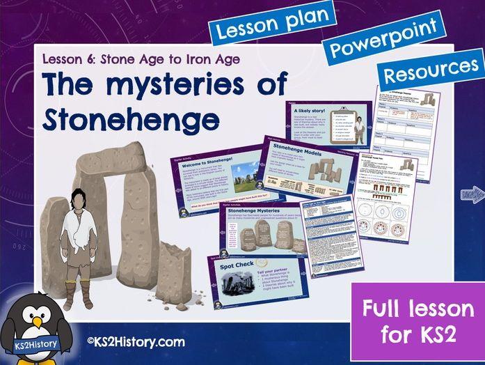 Stonehenge  (Lesson for KS2)