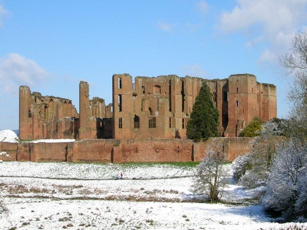 The History of Kenilworth Castle