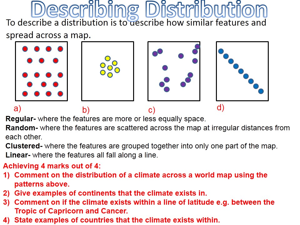 WJEC B Year 11 REVISION 1) Weather and Climate WITH ANSWERS AND SUCCESS CRITERIA