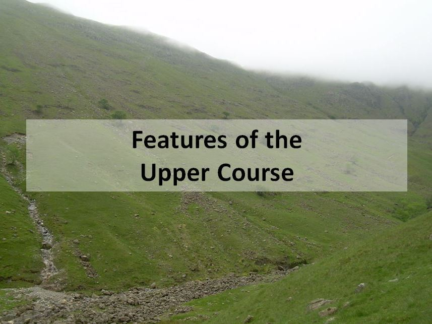 GCSE Geography (9-1) - Upper Course Features